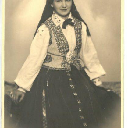 Gerda 1940.gada 29. janvārī, Rīga